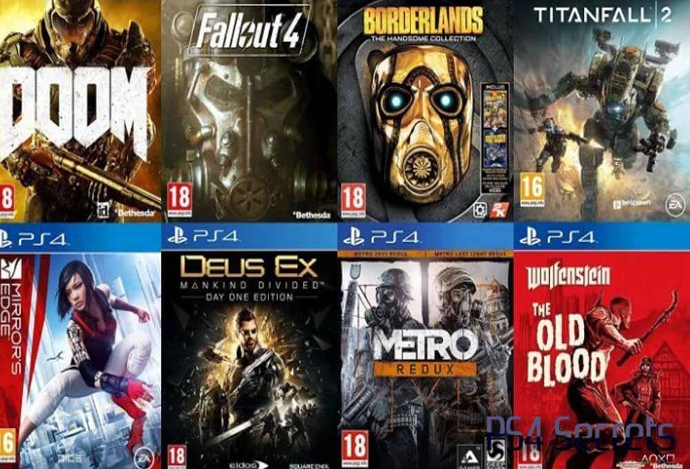 Meilleurs jeux vidéo